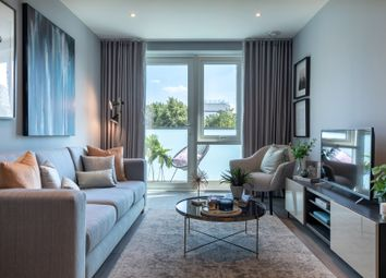 1 bed flat for sale in Juniper Drive, London SW18