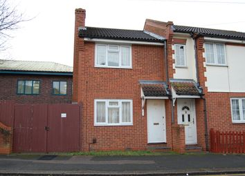 Thumbnail 1 bed end terrace house to rent in Queens Park Road, Harold Wood