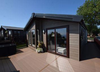 Thumbnail 2 bed lodge for sale in Mudstone Lane, Brixham