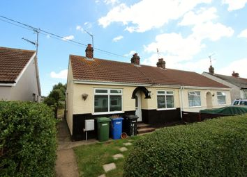 Thumbnail 2 bedroom bungalow to rent in Poplar Road, Carlton Colville, Lowestoft
