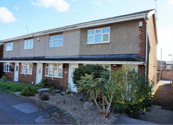 2 bed end terrace house for sale in Polperro Way, Hucknall NG15