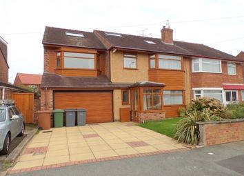 Thumbnail 6 bed property to rent in Bayswater Road, Wallasey
