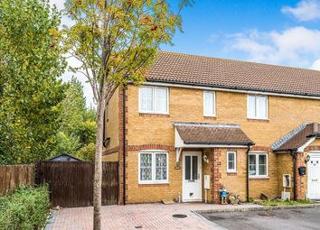 Thumbnail 3 bed terraced house for sale in Holt Close, Lee-On-The-Solent