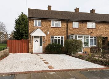 Thumbnail 3 bed end terrace house for sale in Perpins Road, London