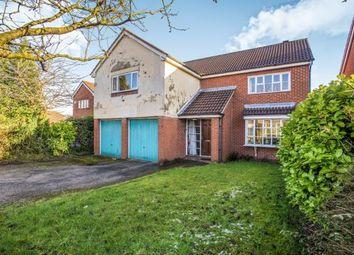 Thumbnail 5 bedroom detached house for sale in Carnoustie Close, Fulwood, Preston, Lancashire