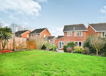 Thumbnail 3 bed detached house for sale in Roundway Down, Freshbrook, Swindon