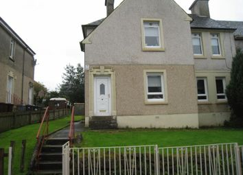Thumbnail 2 bed flat for sale in Newbattle Avenue, Calderbank, Airdrie