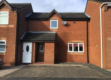 2 bed terraced house for sale in Blake Close, Cannock WS11