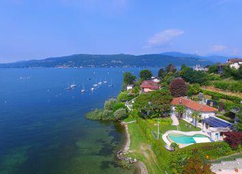 Thumbnail 4 bed villa for sale in Lake Maggiore, Lake Maggiore, Lombardy, Italy