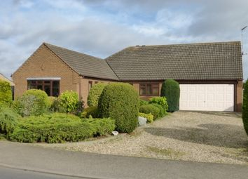 Thumbnail 3 bedroom detached bungalow for sale in Gorefield Road, Leverington, Wisbech
