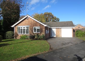 Thumbnail 3 bed detached bungalow for sale in Danebower Road, Trentham, Stoke-On-Trent