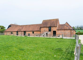 Thumbnail 2 bed barn conversion for sale in Aldworth Road, Compton, Newbury