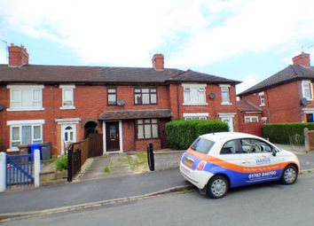 Thumbnail 3 bed terraced house to rent in Tanners Road, Stoke-On-Trent, Staffordshire