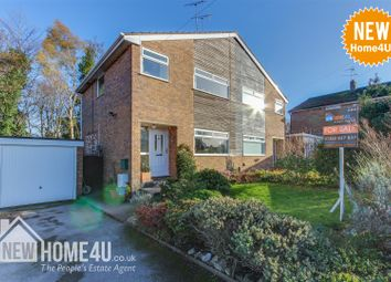 Thumbnail 3 bed semi-detached house for sale in Wold Court, Hawarden, Deeside