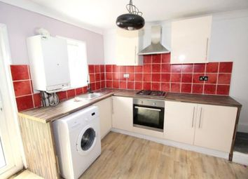 Thumbnail 2 bed terraced house to rent in Roman Road, London