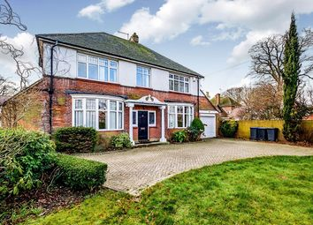 Thumbnail 4 bed detached house to rent in St. Lawrence Avenue, Broadwater, Worthing