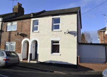 Thumbnail 4 bed end terrace house for sale in Boundary Road, Newbury, Berkshire