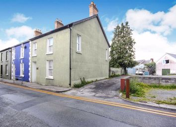 Thumbnail 3 bedroom end terrace house for sale in Drovers Road, Lampeter
