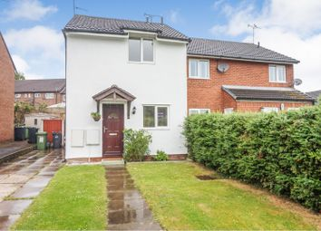 Thumbnail 2 bed semi-detached house for sale in Quay Side, Frodsham