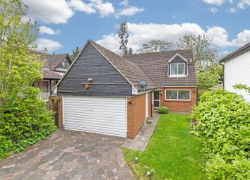 Thumbnail 3 bed detached house for sale in Brancaster Place, Church Hill, Loughton