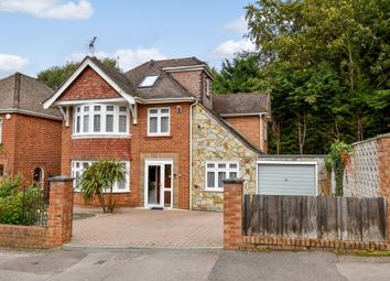 Thumbnail 4 bed detached house for sale in Glenfield Crescent, Southampton