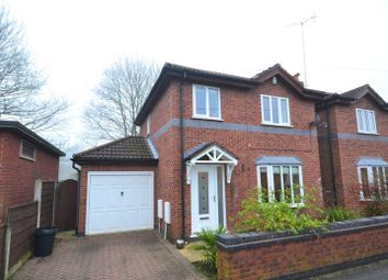 Thumbnail 3 bed detached house for sale in Bedford Road, Macclesfield