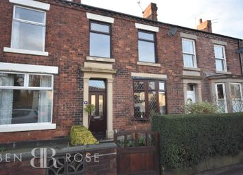 Thumbnail 3 bed terraced house for sale in Church Street, Adlington, Chorley