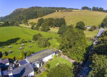 Thumbnail 3 bed detached house for sale in Llanarmon Dyffryn Ceiriog, Llangollen