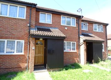 Thumbnail 3 bedroom terraced house for sale in Liberty Hall Road, Addlestone