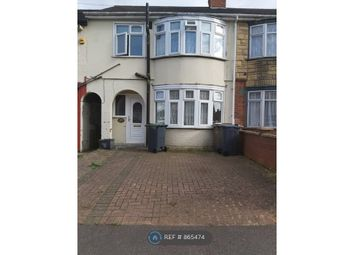 Thumbnail 3 bed terraced house to rent in Filmer Road, Luton