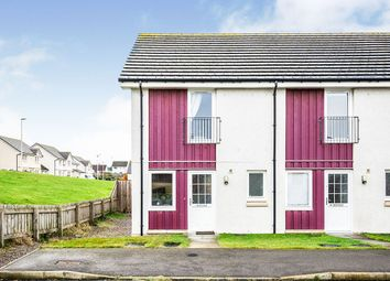 Thumbnail 2 bed end terrace house for sale in Larchwood Drive, Inverness, Highland