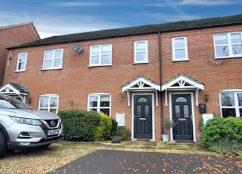 Thumbnail 2 bedroom terraced house for sale in Grace Court, Friday Bridge, Wisbech