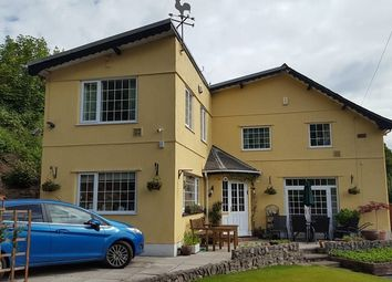 Thumbnail Detached house for sale in Fforest Hill, Aberdulais, Neath, Neath Port Talbot.