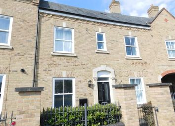 Thumbnail 3 bed end terrace house for sale in Charlotte Avenue, Fairfield, Hitchin