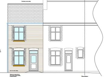 Thumbnail 1 bedroom terraced house for sale in Park Lane, Holgate, York