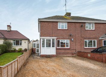 Thumbnail 3 bed semi-detached house for sale in Station Road, Chiseldon, Swindon