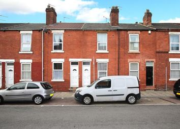 Thumbnail 2 bed terraced house for sale in Abbott Street, Doncaster