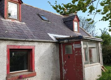Thumbnail 2 bed detached house for sale in Portleich, Barbaraville, Invergordon