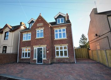 Thumbnail 6 bed detached house for sale in Belper Road, West Hallam, Derby