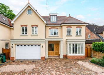 Thumbnail 6 bed detached house for sale in Winchfield Way, Rickmansworth, Hertfordshire