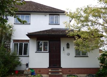 Thumbnail 4 bedroom semi-detached house for sale in Coopers Hill, Marden Ash, Ongar, Essex
