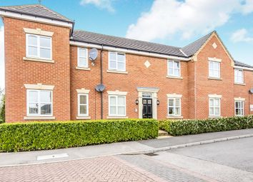 2 bed flat for sale in Newmarket Close, Corby NN18