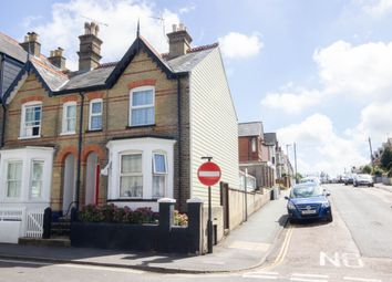 Thumbnail 3 bed end terrace house for sale in Beckford Road, Cowes, Isle Of Wight
