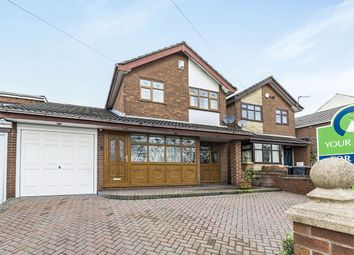 Thumbnail 4 bed detached house for sale in Old Road, Ashton-In-Makerfield, Wigan