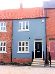Thumbnail 2 bed terraced house to rent in Scotts Square, Hull