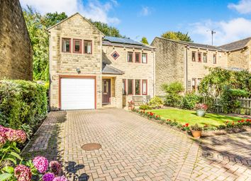 Thumbnail 4 bed detached house for sale in Bairstow Court, Bairstow Lane, Sowerby Bridge