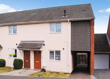 Thumbnail 2 bed flat for sale in Horne Road, Thatcham