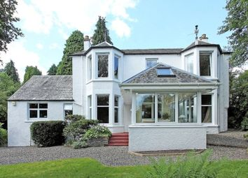 Thumbnail 3 bed detached house for sale in Perth Road, Crieff