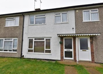 Thumbnail 3 bed terraced house to rent in Saxon Gardens, Shoeburyness, Southend On Sea, Essex
