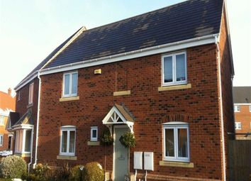Thumbnail 3 bed property for sale in Ironwood Avenue, Kettering, Northampshire